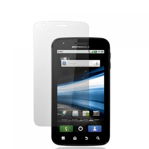 Motorola Atrix 4G Clear LCD Screen Protector