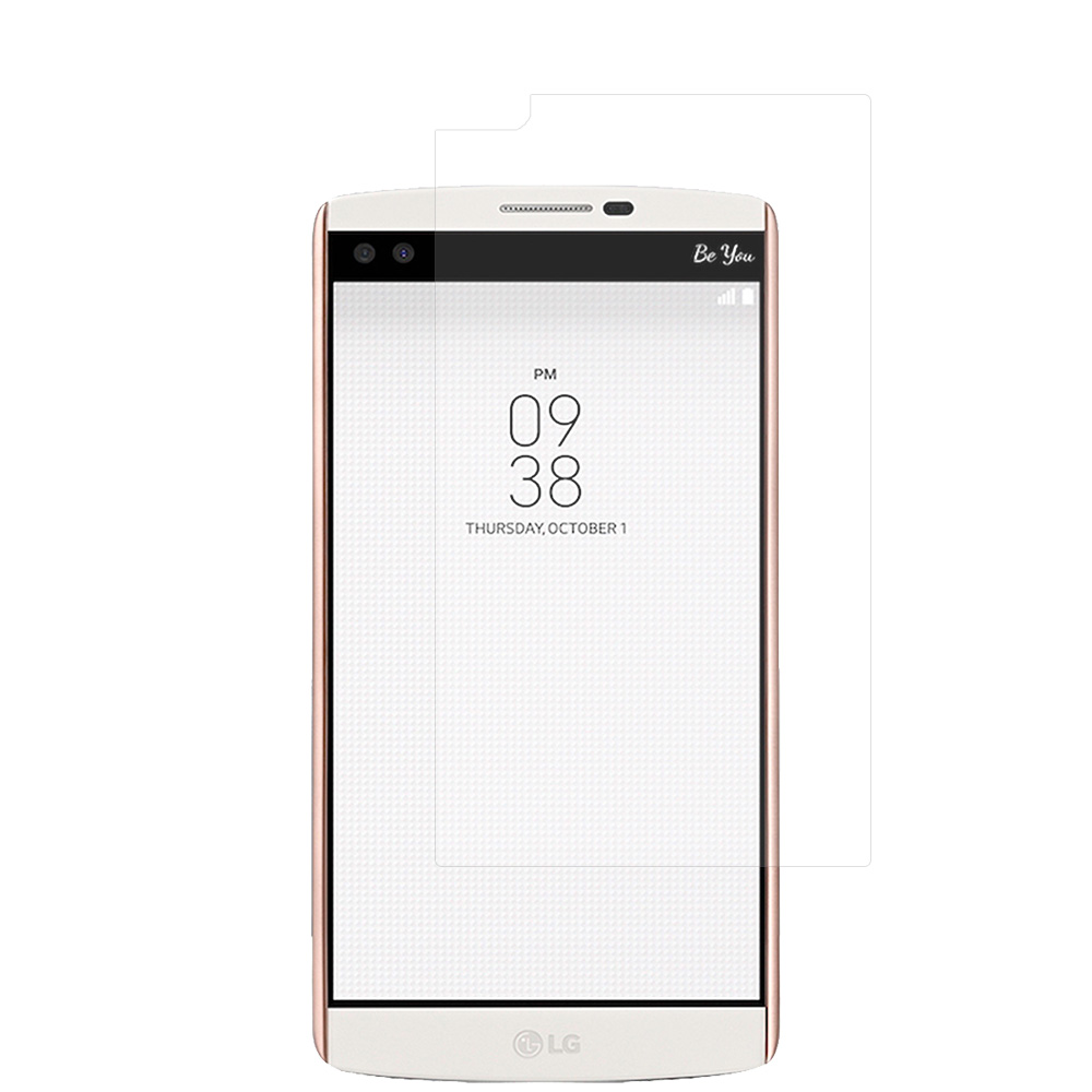 LG V10 Clear LCD Screen Protector