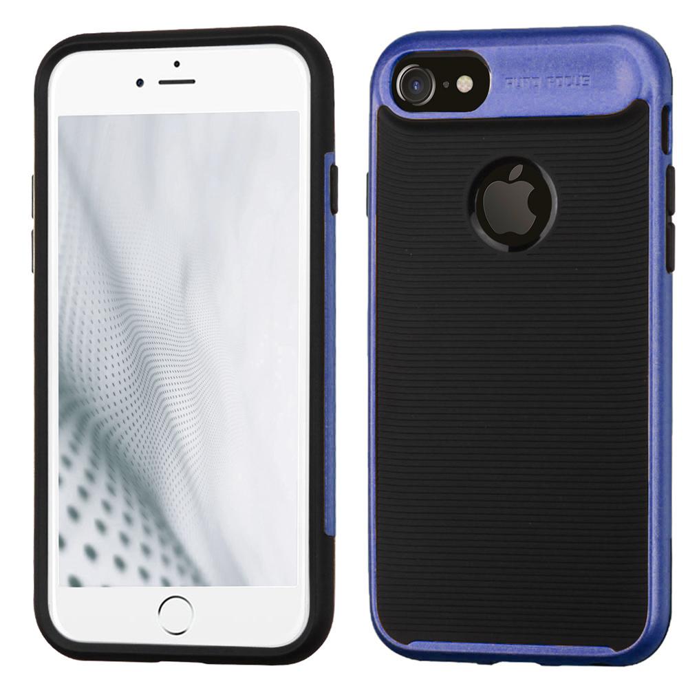 for apple iphone 7 7 plus hybrid hard tpu slim grip. Black Bedroom Furniture Sets. Home Design Ideas