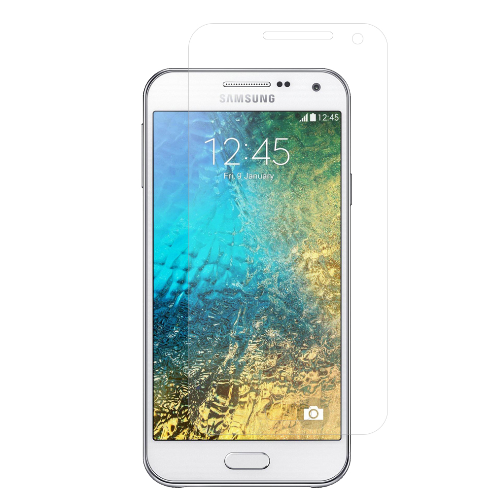 Samsung Galaxy E5 S978L Clear LCD Screen Protector