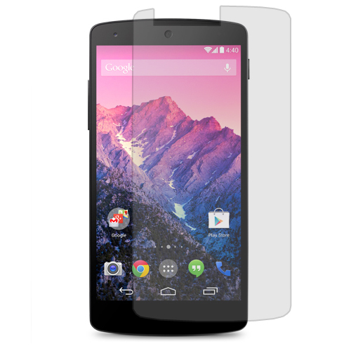 LG Google Nexus 5 Clear LCD Screen Protector