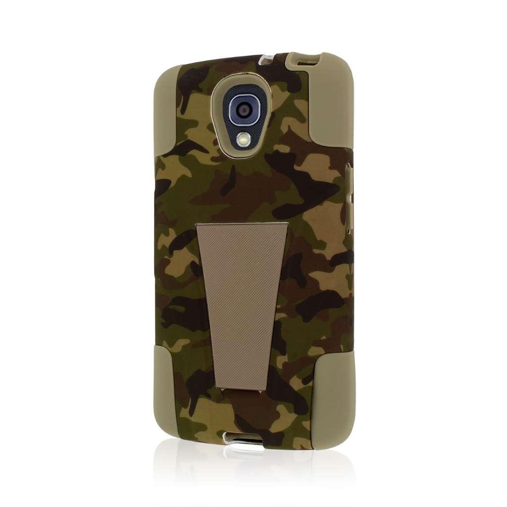 LG Volt - Hunter Camo MPERO IMPACT X - Kickstand Case Cover