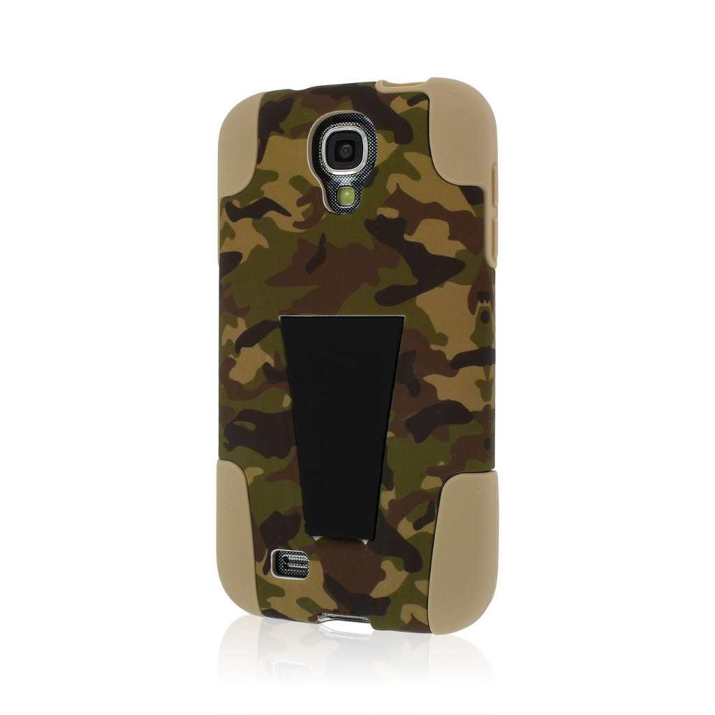 Samsung Galaxy S4 - Hunter Camo MPERO IMPACT X - Kickstand Case Cover