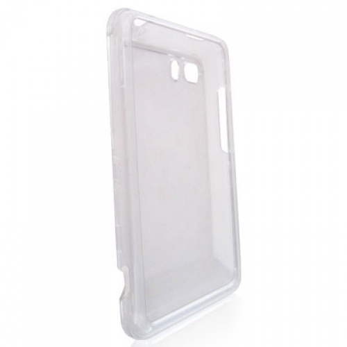 HTC Raider 4G / Vivid / Holiday Clear Crystal Transparent Hard Case Cover
