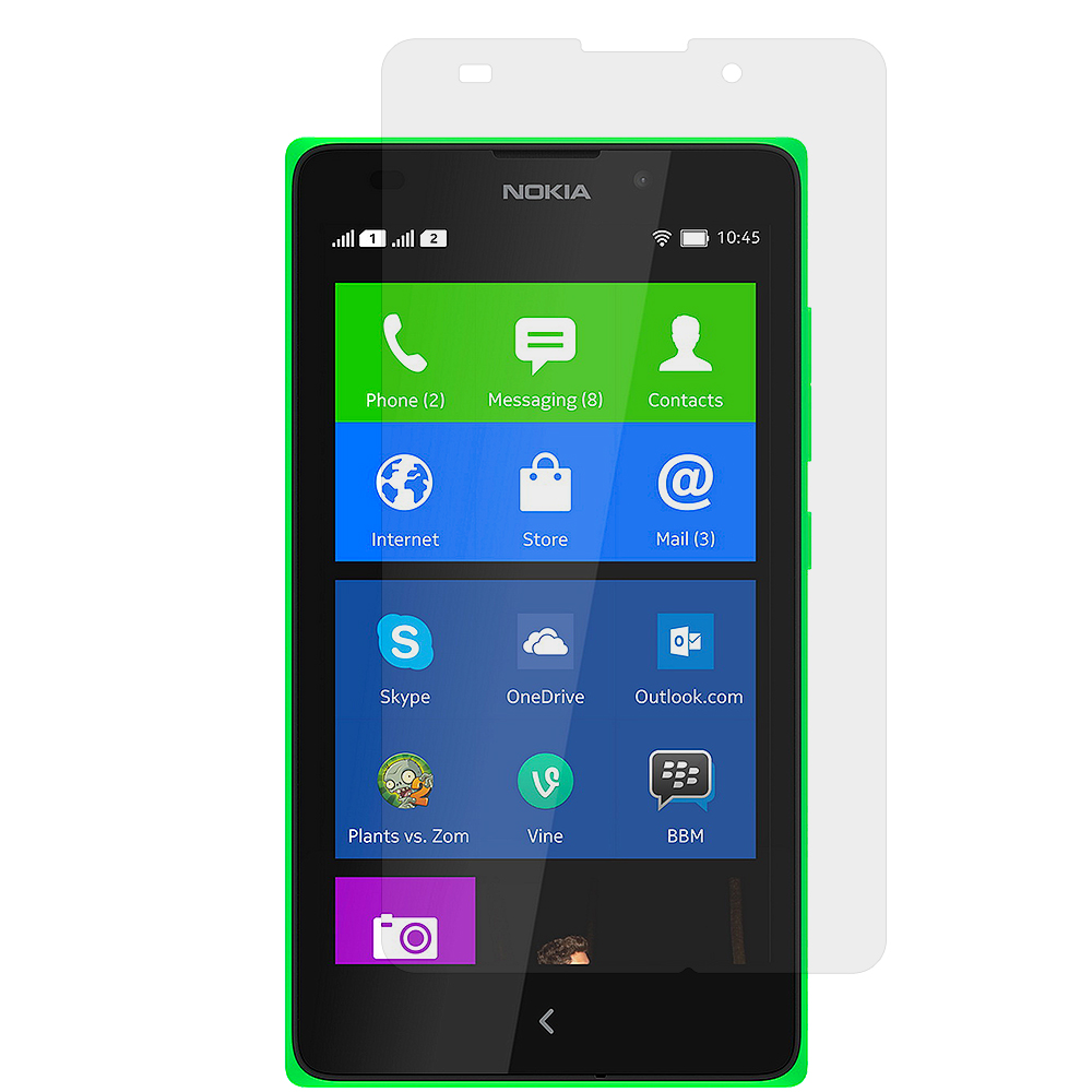 Nokia XL Clear LCD Screen Protector