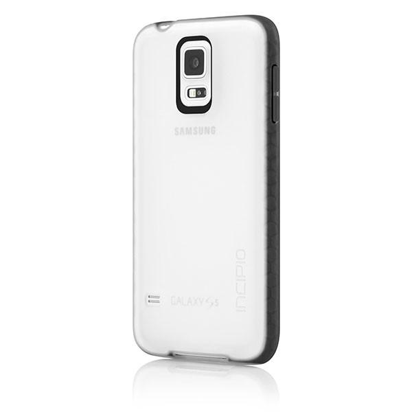 Samsung Galaxy S5 - Frost/Black Incipio Octane Case Cover