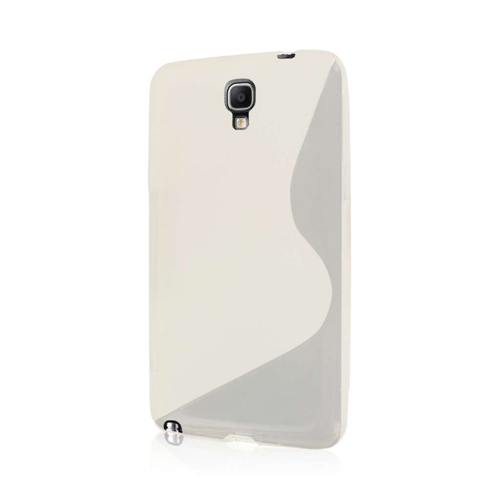 Samsung Galaxy Note 3 Neo - Clear MPERO FLEX S - Protective Case Cover
