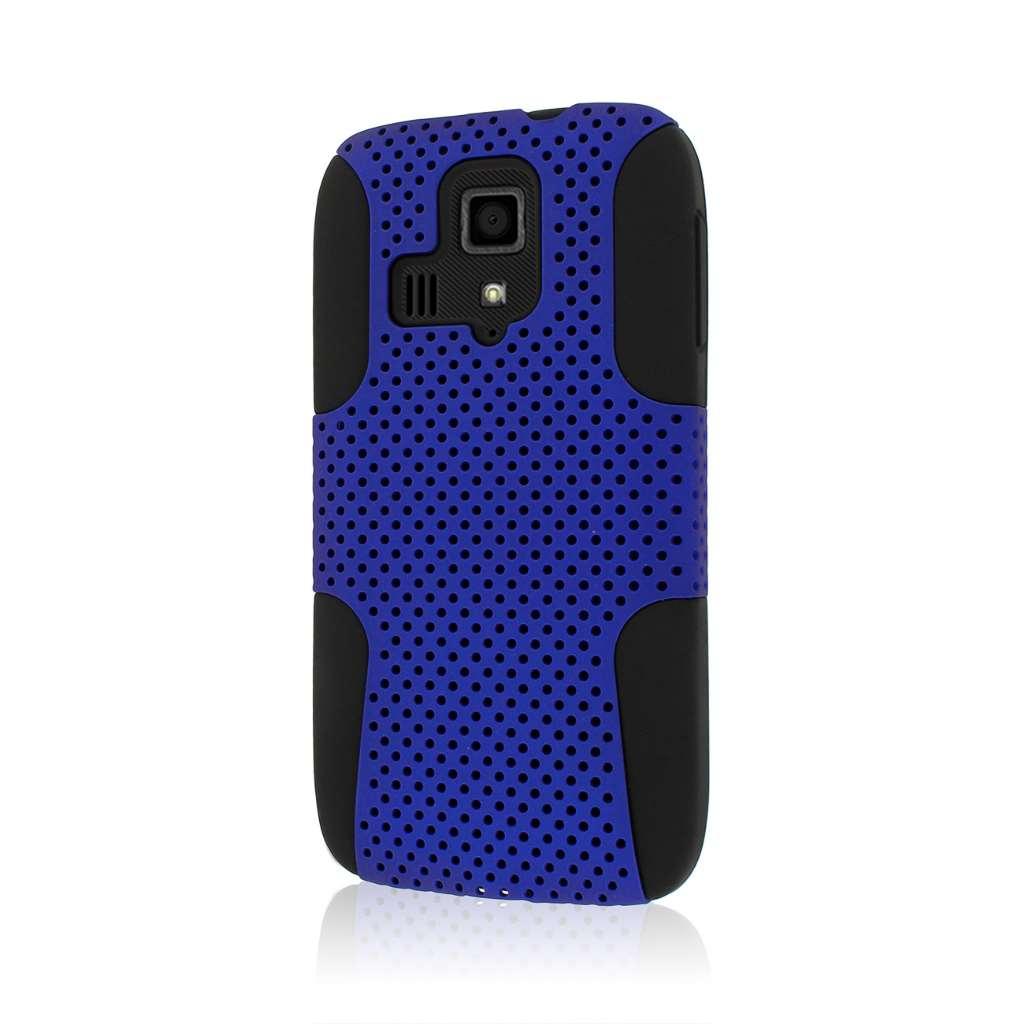 Kyocera Hydro Icon - Blue MPERO FUSION M - Protective Case Cover