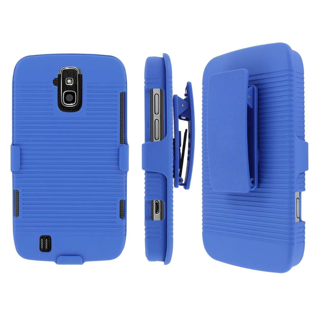 ZTE Force MPERO 3 in 1 Tough Kickstand Case Cover