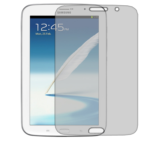 Samsung Galaxy Note 8.0 Anti Glare LCD Screen Protector