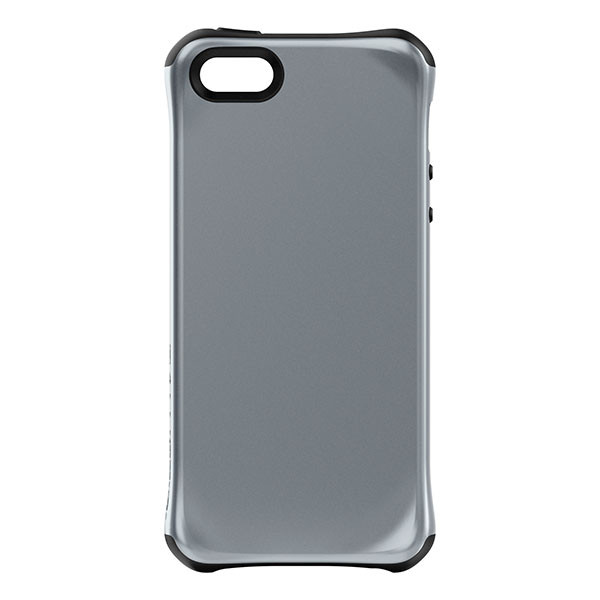 iPhone 5/5S/SE - Pewter/Black Ballistic Urbanite Case Cover