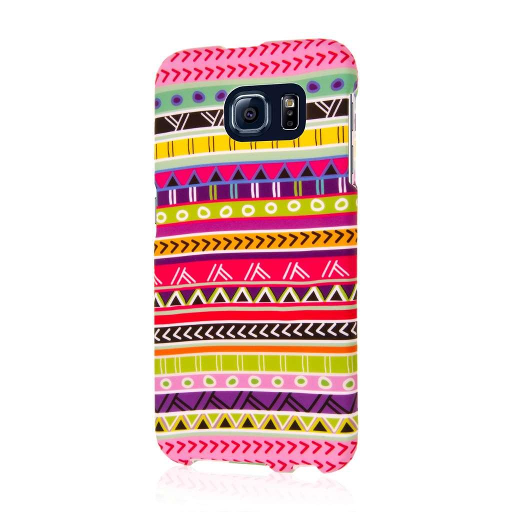 Samsung Galaxy S6 - Aztec Fiesta MPERO SNAPZ - Case Cover