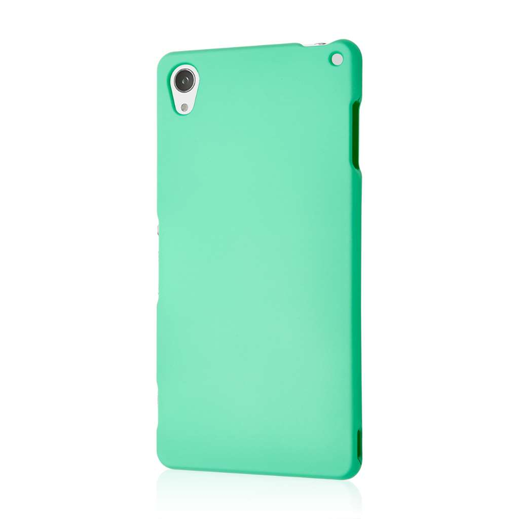 Sony Xperia Z3 - Mint Green MPERO SNAPZ - Case Cover