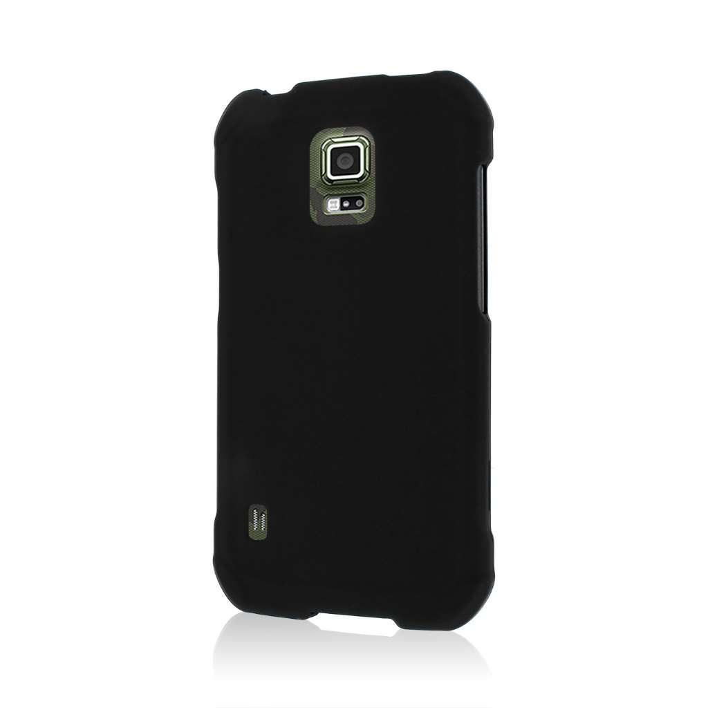 Samsung Galaxy S5 Active - Black MPERO SNAPZ - Case Cover