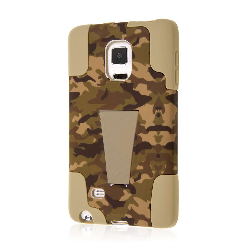 Samsung Galaxy Note Edge - Hunter Camo MPERO IMPACT X - Kickstand Case Cover