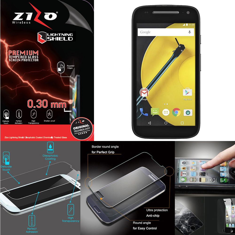 general guide and zizo lightningshield moto g4 plus tempered glass screen protector