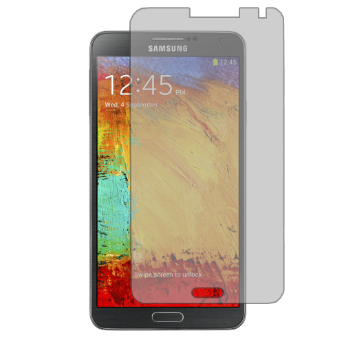 Samsung Galaxy Note 3 N9000 Anti Glare LCD Screen Protector