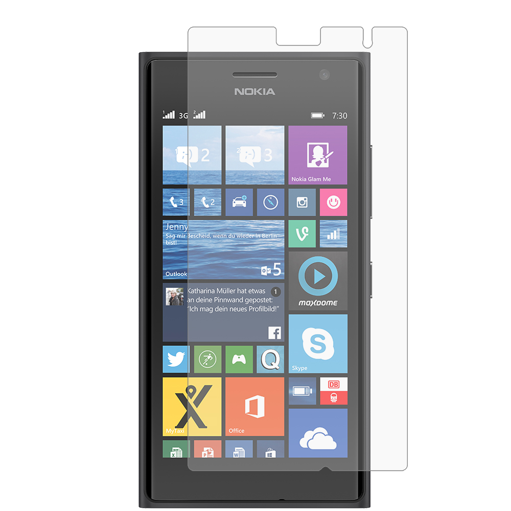 Nokia Lumia 730 735 Anti Glare LCD Screen Protector