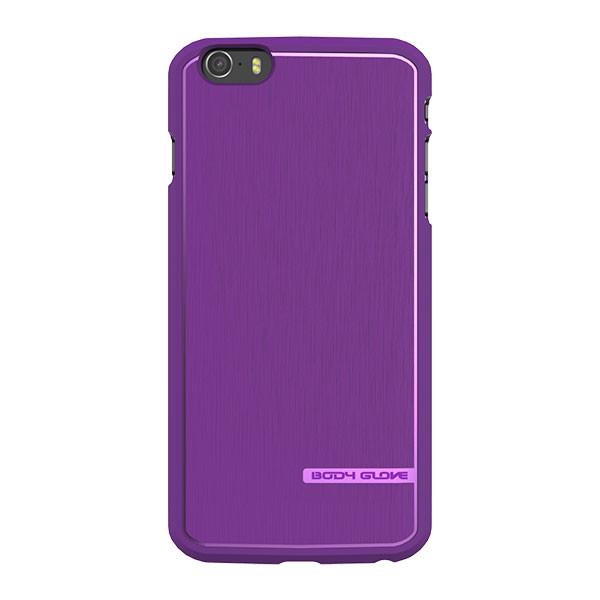 iPhone 6/6S - Grape BodyGlove Satin Case Cover