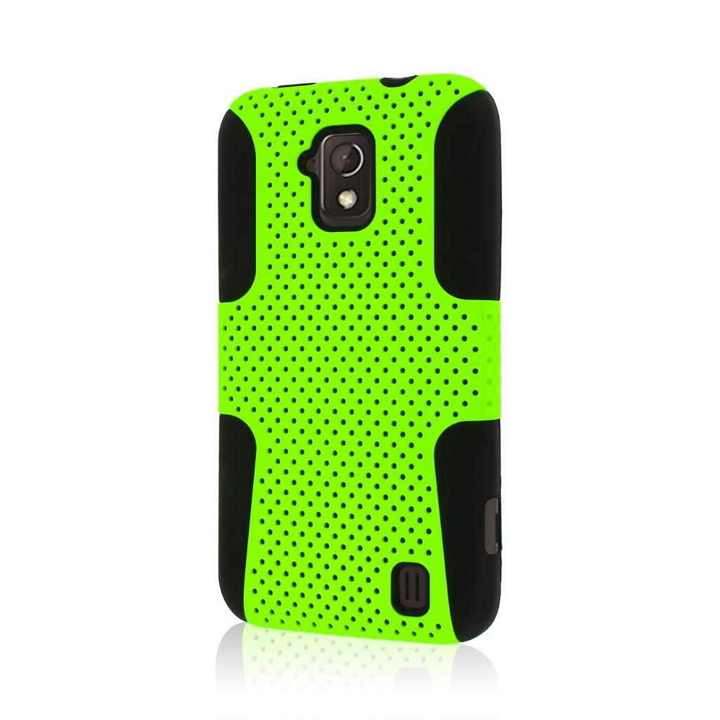 ZTE Solar - Neon Green MPERO FUSION M - Protective Case Cover