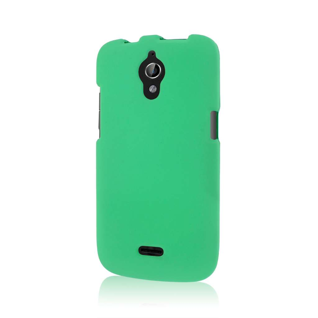Huawei Vitria - Mint Green MPERO SNAPZ - Rubberized Case Cover