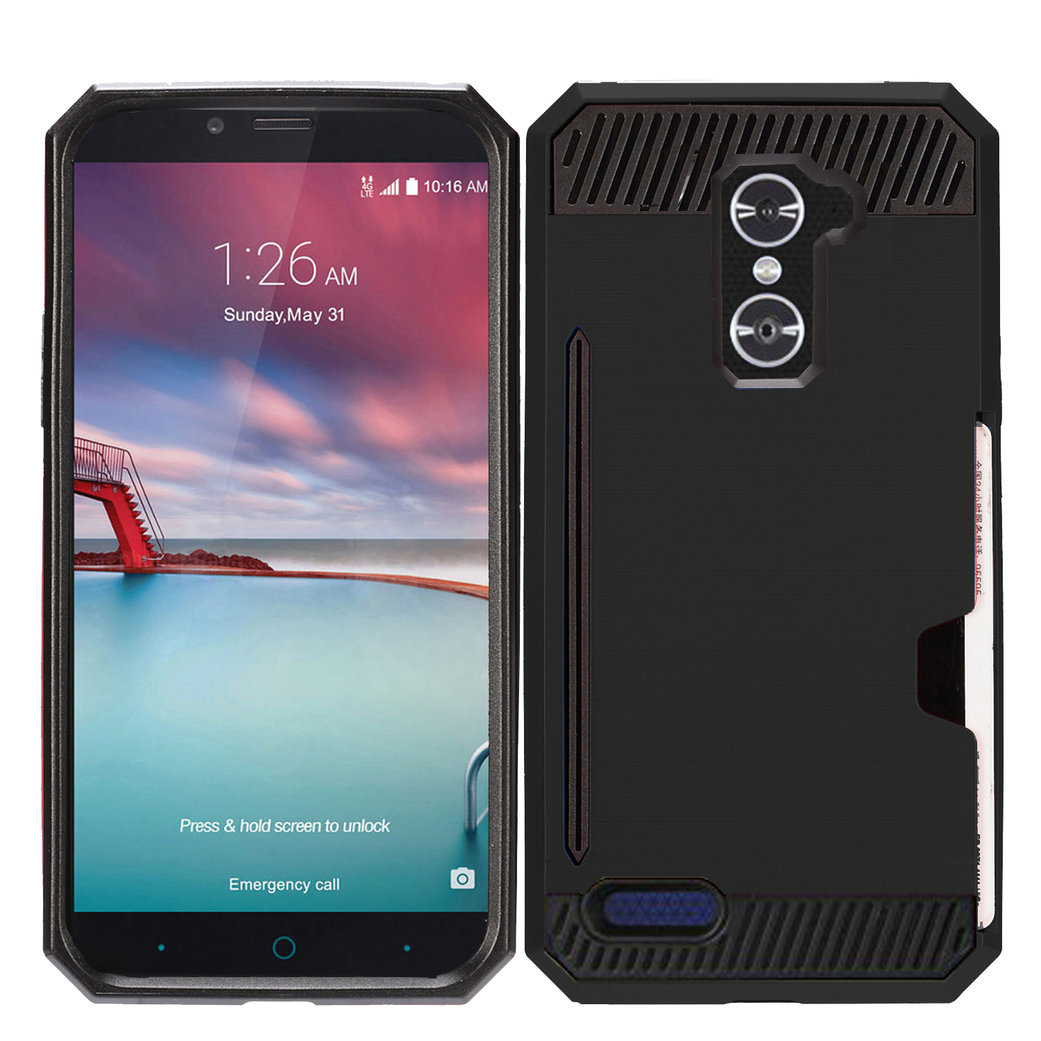 September zte blade x max cell phone virtual