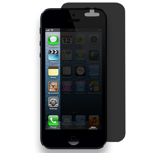 Apple iPhone 5/5S/SE/5C 360 Privacy LCD Screen Protector