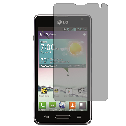 LG Optimus F3 Sprint Anti Glare LCD Screen Protector