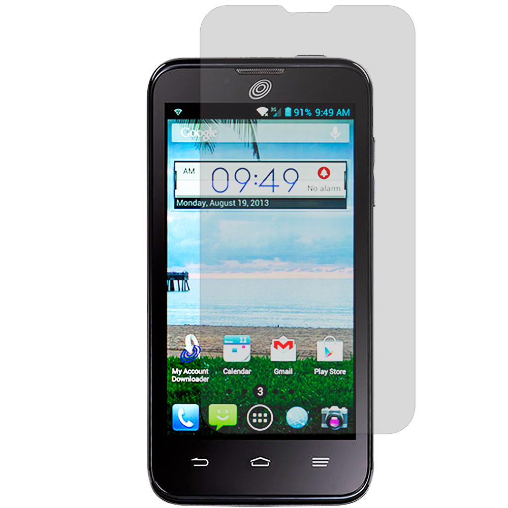 ZTE Solar Z795G Anti Glare LCD Screen Protector