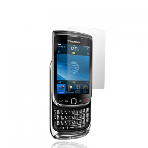 BlackBerry Torch 9800 9810 Clear LCD Screen Protector