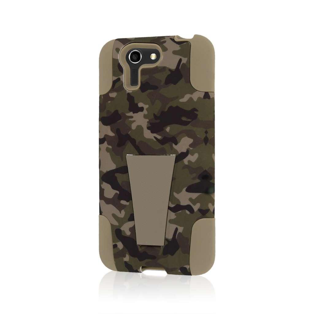 ASUS PadFone X - Hunter Camo MPERO IMPACT X - Kickstand Case Cover