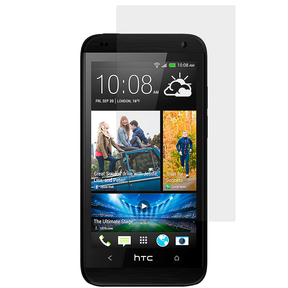 HTC Desire 601 Clear LCD Screen Protector
