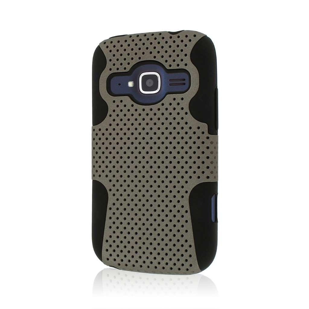 ZTE Concord 2 - Gray MPERO FUSION M - Protective Case Cover