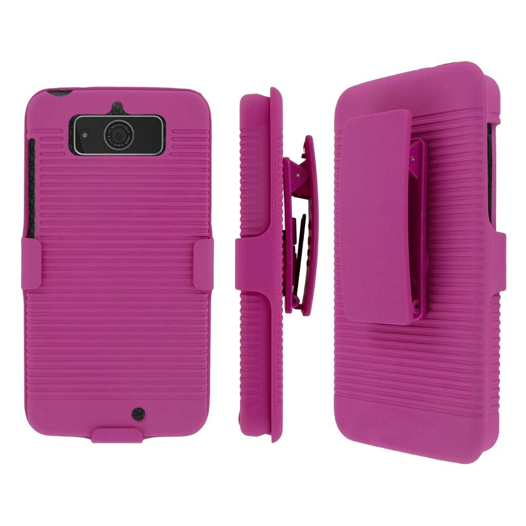 Motorola DROID Mini MPERO 3 in 1 Tough Kickstand Case Cover