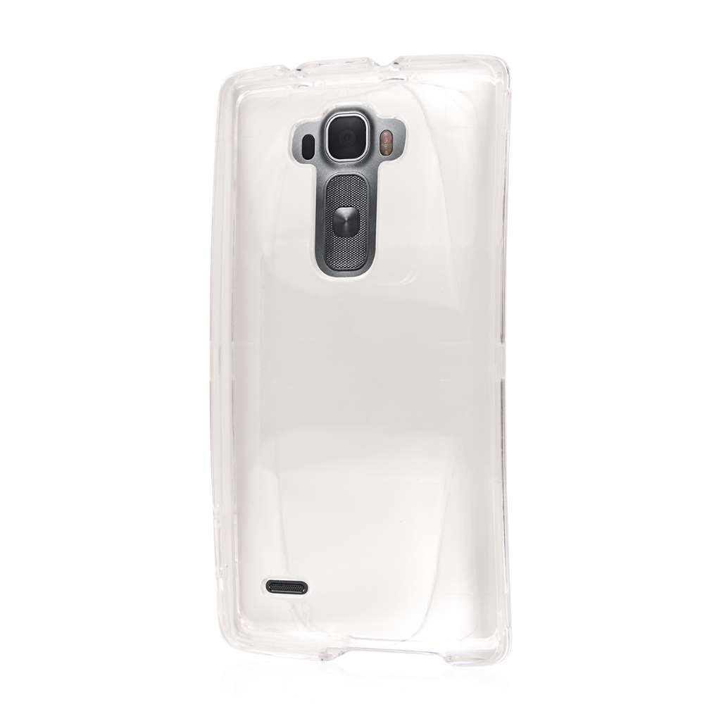 LG G Flex 2 - Clear MPERO SNAPZ - Case Cover