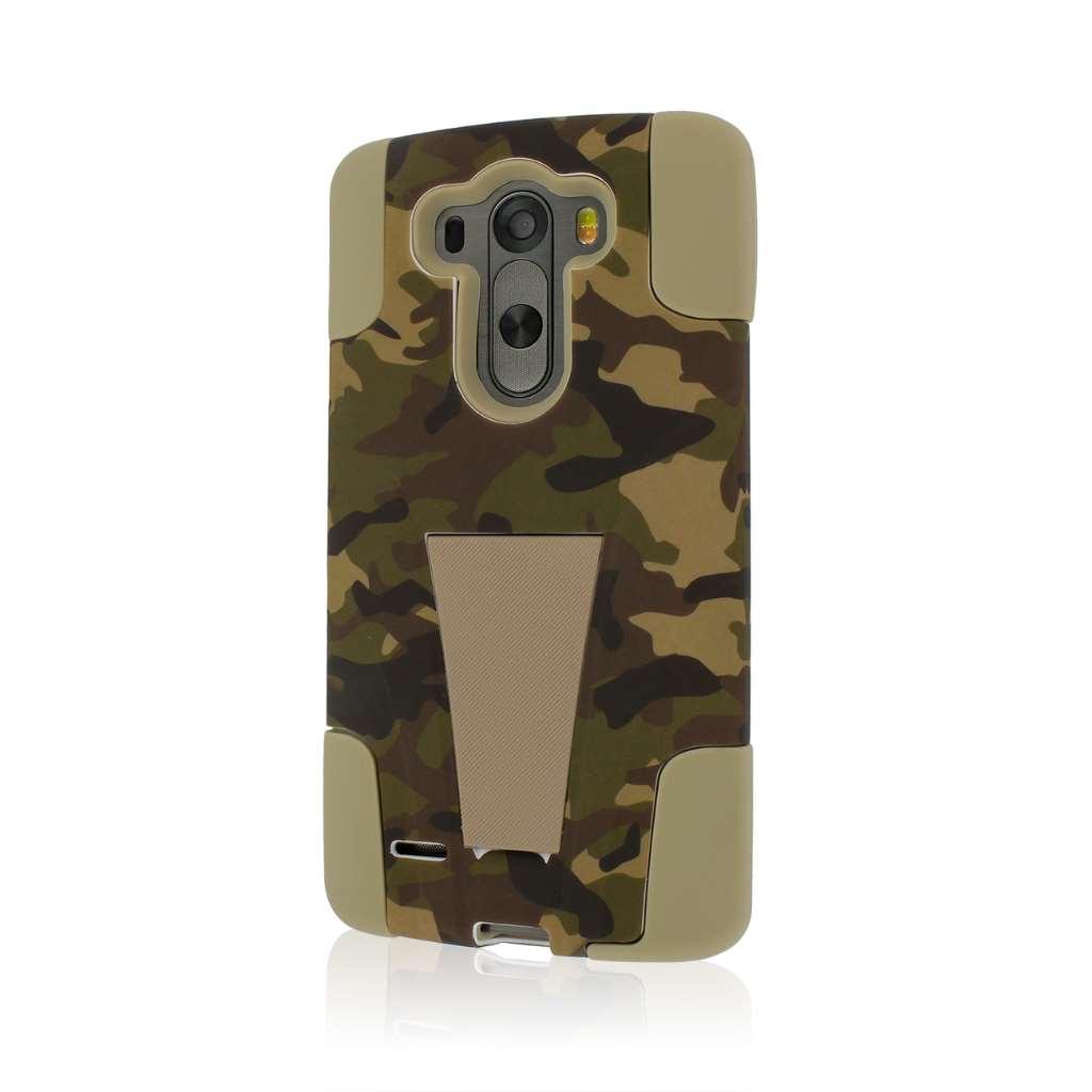LG G3 - Hunter Camo MPERO IMPACT X - Kickstand Case Cover
