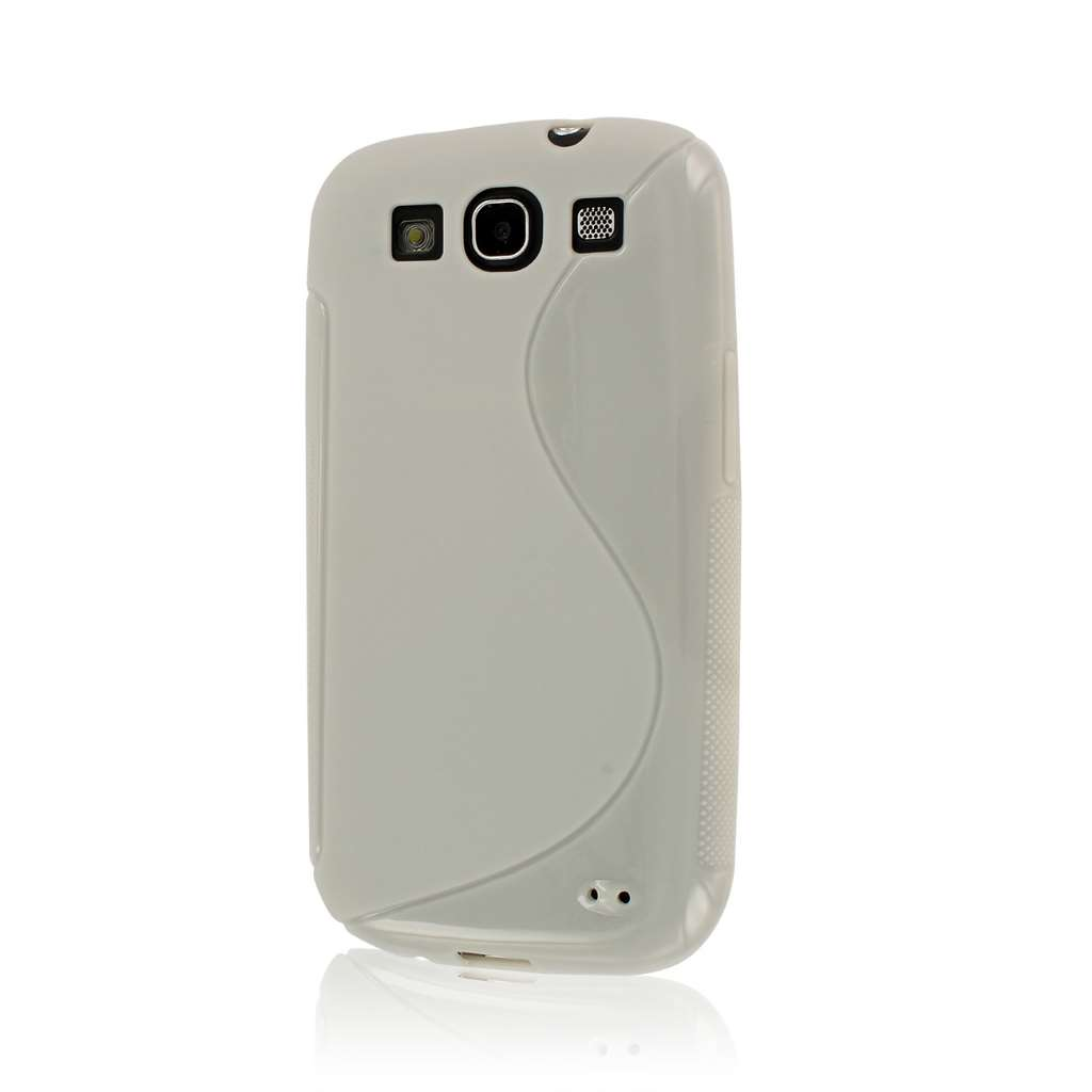 Samsung Galaxy S3 - Light Gray MPERO FLEX S - Protective Case