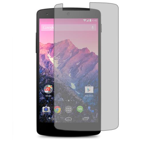 LG Google Nexus 5 Anti Glare LCD Screen Protector