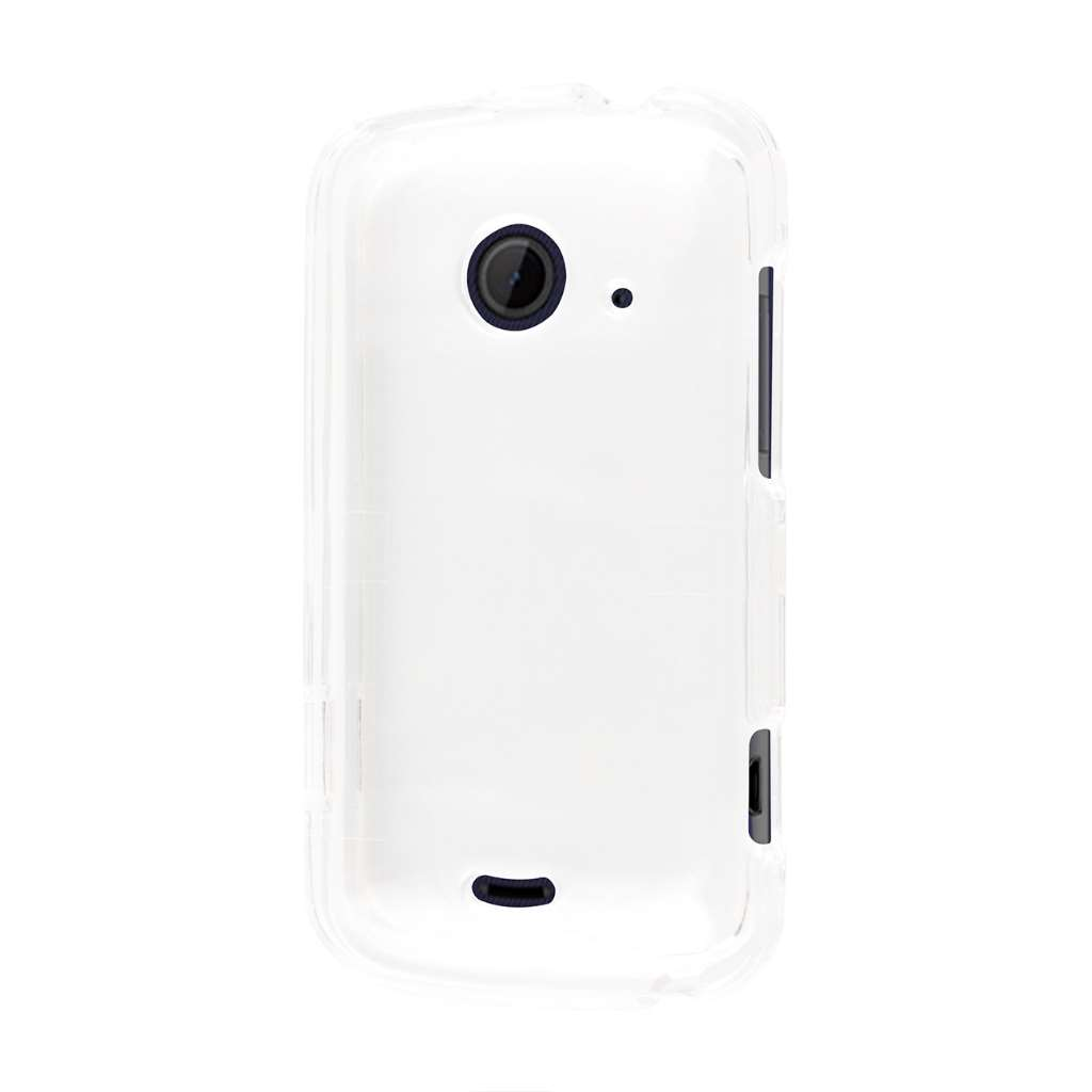 ZTE Zinger Z667 - Clear MPERO SNAPZ - Case Cover