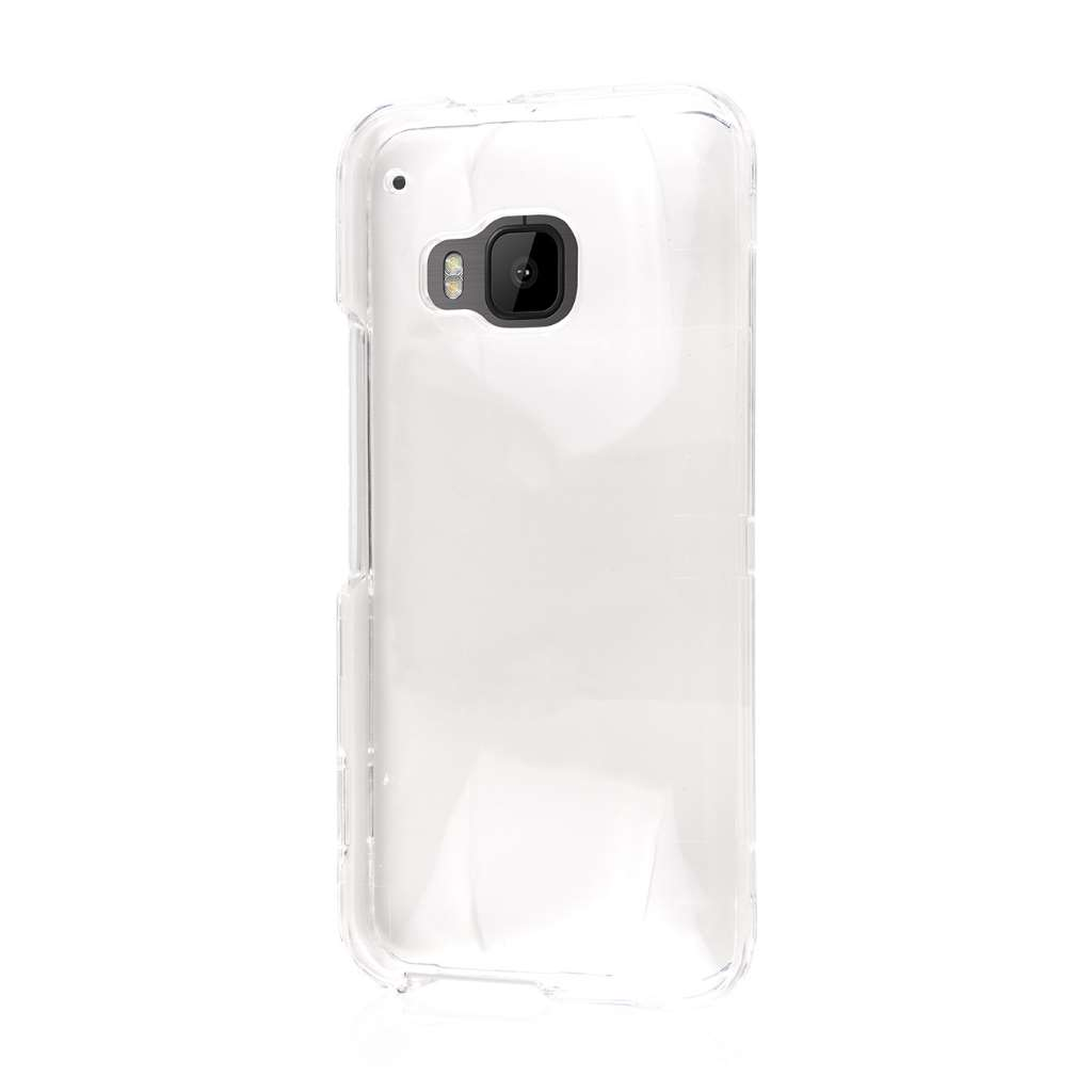 HTC One M9 - Clear MPERO SNAPZ - Case Cover