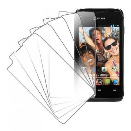 Kyocera Event MPERO 5 Pack of Clear Screen Protectors