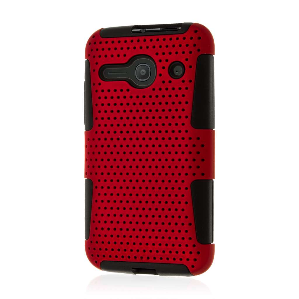 Alcatel OneTouch Evolve 2 - Red MPERO FUSION M - Protective Case Cover