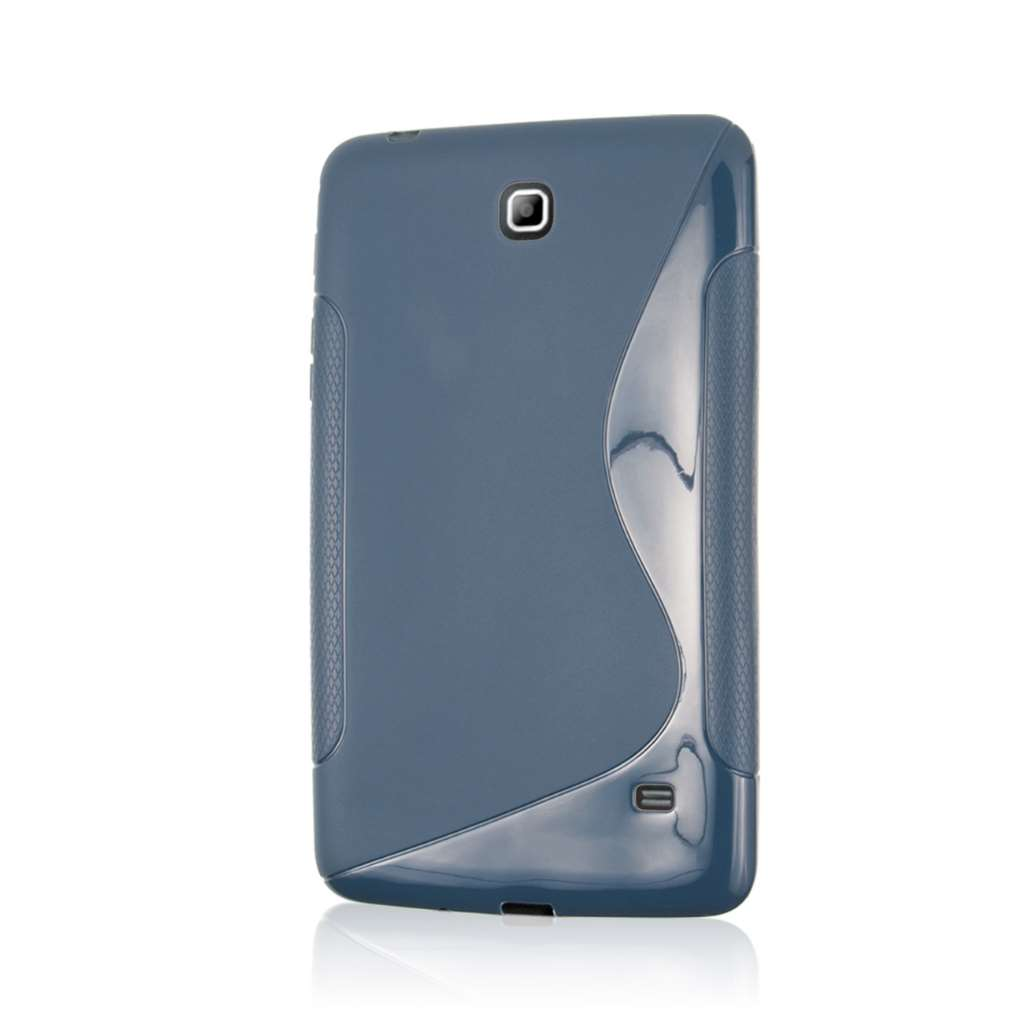 Samsung Galaxy Tab 4 7.0 - Navy Blue MPERO FLEX S - Protective Case Cover