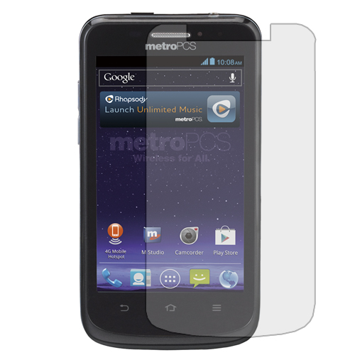 ZTE Avid 4G N9120 Clear LCD Screen Protector