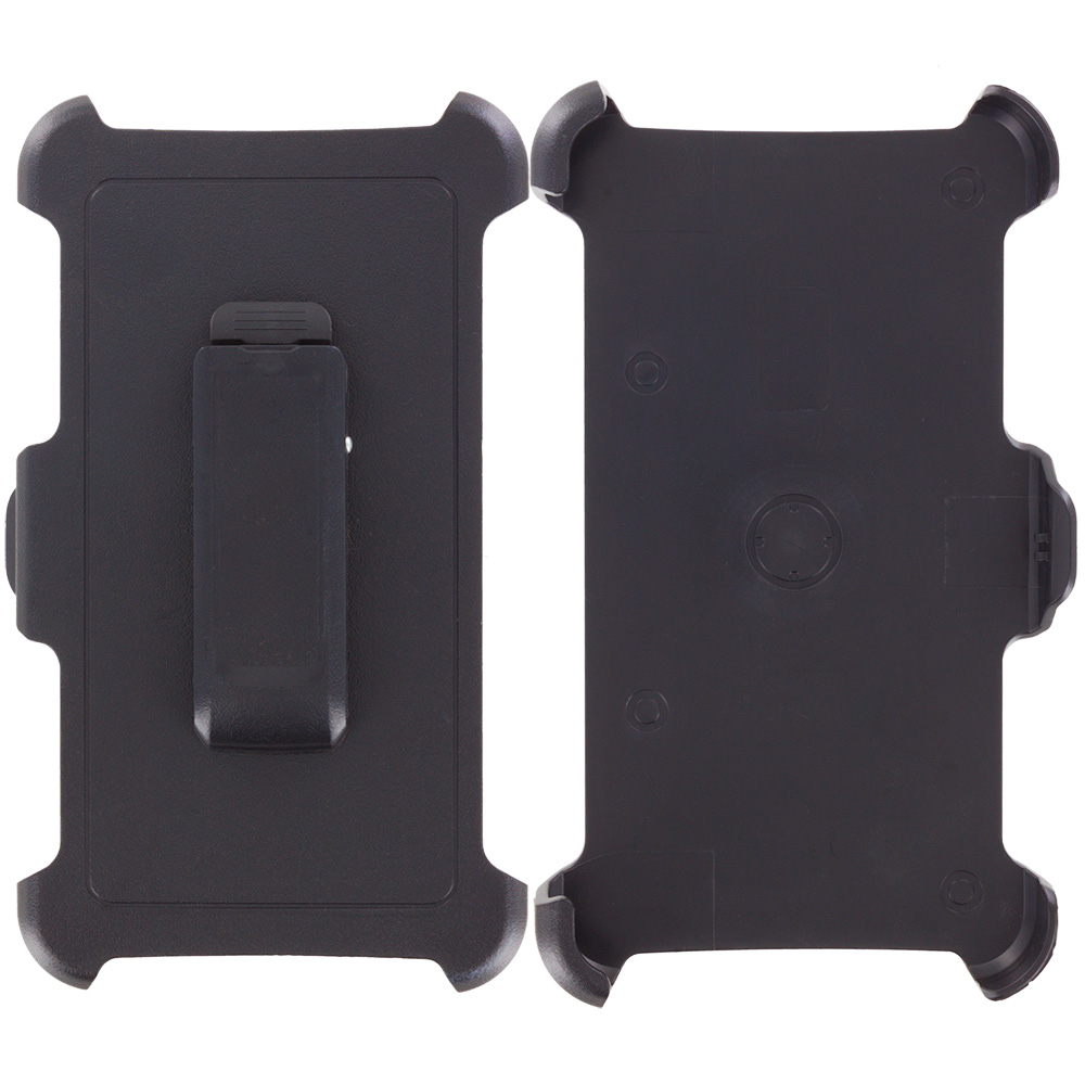 Black Otterbox Replacement Snap On Belt Clip Swivel