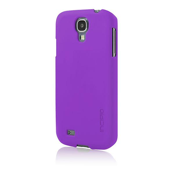 Samsung Galaxy S4 - Royal Purple Incipio Feather Case Cover