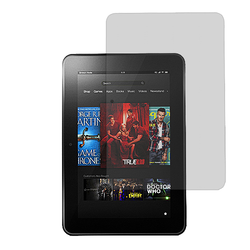 Amazon Kindle Fire HD 8.9 Clear LCD Screen Protector