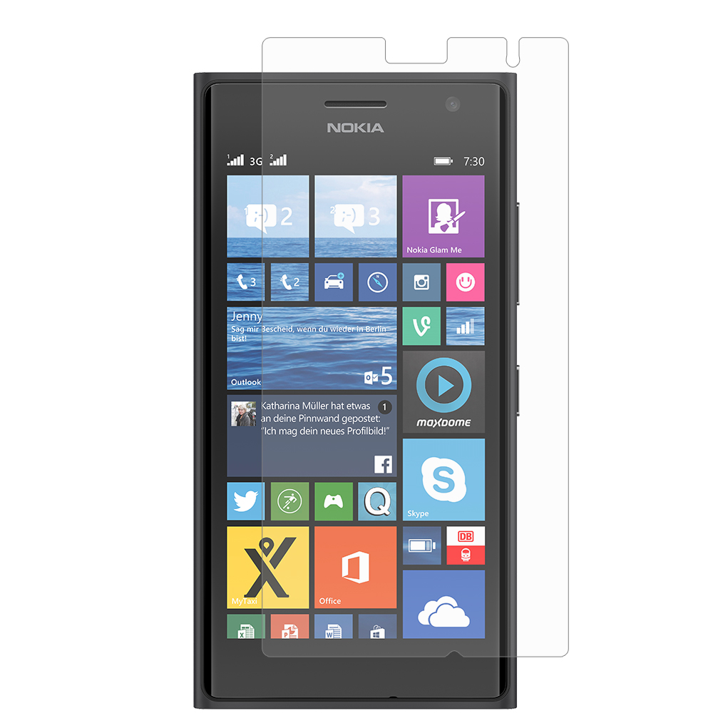 Nokia Lumia 730 735 Clear LCD Screen Protector