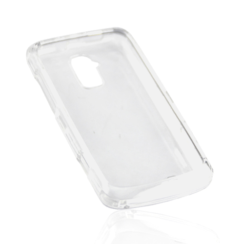 ZTE Force N9100 Clear Crystal Transparent Hard Case Cover