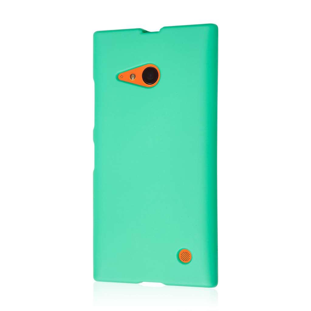 Nokia Lumia 735 - Mint Green MPERO SNAPZ - Case Cover